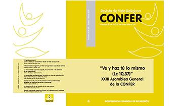 Publicado el número 213 de la Revista CONFER que recoge los textos de las ponencias de la XXIII Asamblea General