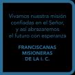 Capítulo General de las Franciscanas Misioneras de la Inmaculada Concepción