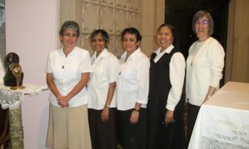 XXI Capítulo Carmelitas Misioneras