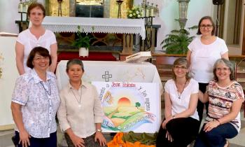 Nuevo Gobierno General de las Hermanas Oblatas del Santísimo Redentor