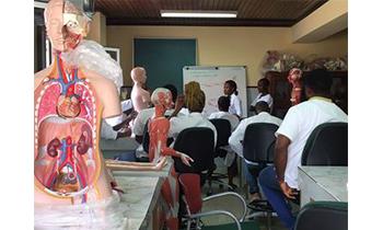 FERS trabaja en la mejora de la atención materno-infantil en Guinea Ecuatorial