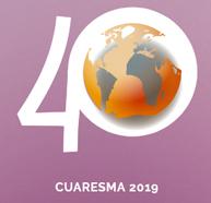 Los 40 últimos Cuaresma 2019