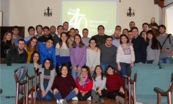 Seminario Nacional con Jóvenes en Valladolid