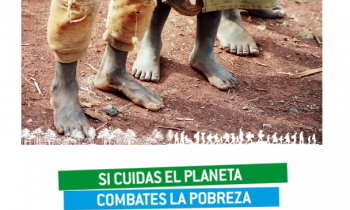 """Vigilia de Oración de Enlázate por la Justicia con motivo de la finalización de la campaña """"Si cuidas el planeta combates la pobreza"""""""