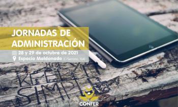 Jornadas Administración octubre 2021