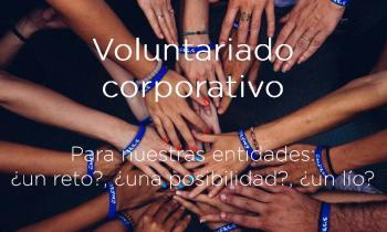 Jornada sobre Voluntariado Corporativo en REDES