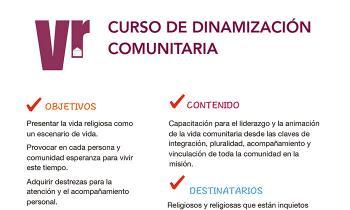 Curso de Dinamización Comunitaria