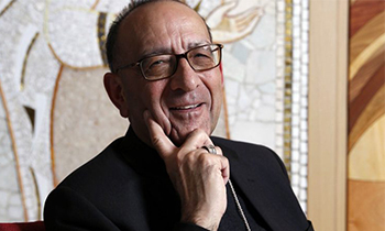 Monseñor Juan José Omella