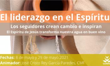 el liderazgo en el espiritu - 7 de mayo 2021