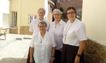 Nuevo Consejo Provincial de las Religiosas de la Asunción