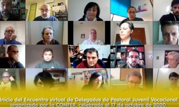 Encuentro Virtual PJV