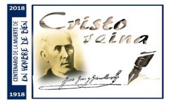 Logo del Centenario Hijas de Cristo Rey