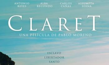 """El 24 de septiembre se estrena """"Claret"""" en cines"""