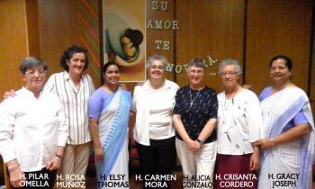 21º Consejo General de las Hermanas de la Caridad de Santa Ana