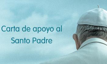 Carta apoyo Papa Francisco