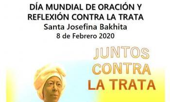 Cartel Vigilia Trata 2020
