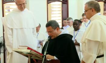 El filipino Fr. Gerard Timoner, nuevo maestro de la Orden de Predicadores