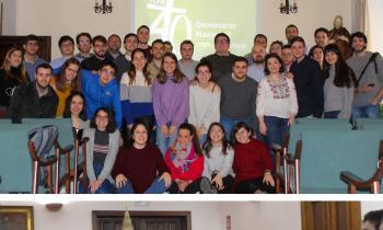 #los40: diálogos de jóvenes de Iglesia