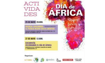 El viernes 25 de mayo, Día de África, se representa en Madrid el musical 'Quilombos: El pueblo negro grita libertad'