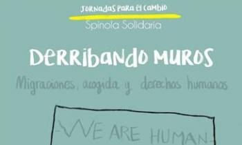 Jornadas para el cambio de Spínola Solidaria