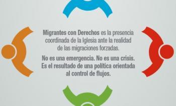 Indignación ante la vulneración de los derechos de las personas migrantes y refugiadas