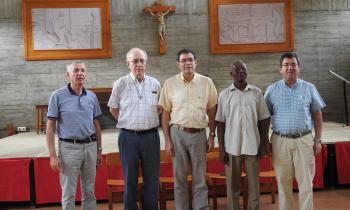Renovación del Consejo General de los Hermanos de la Sagrada Familia