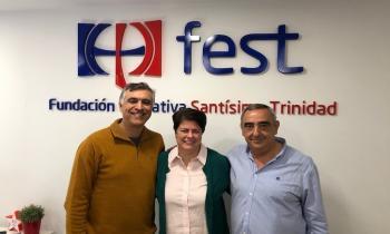 Foto acuerdo FEST