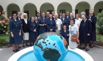 Nuevo Gobierno General de las Misioneras del Divino Maestro