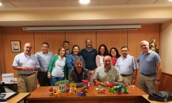 Primera reunión del equipo de Misión Compartida de la CONFER