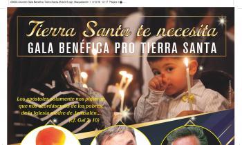 Gala Tierra Santa