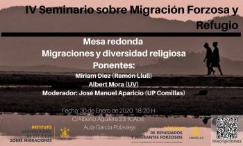 III Sesión del Seminario Migraciones y Refugio
