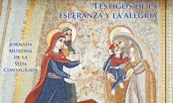 Disponible en la Web de CONFER el cartel, subsidio litúrgico y materiales para la Jornada de la Vida Consagrada de 2017