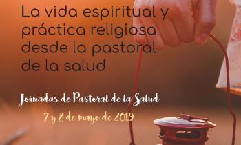 Foto Cartel Jornadas de Pastoral de la Salud