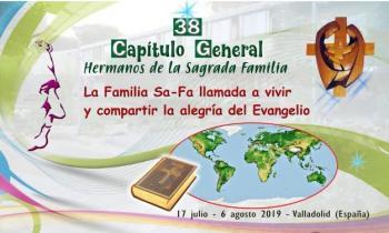 38º Capítulo General de los Hermanos de la Sagrada Familia