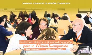 Jornada formativa de Misión Compartida