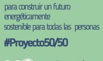 REDES presenta junto a ECOOO el proyecto 50/50