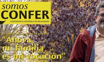 """SomosCONFER: """"Ahora mi familia es mi vocación"""""""