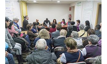 Los dominicos inauguran un observatorio para la atención de inmigrantes y víctimas de la trata de personas