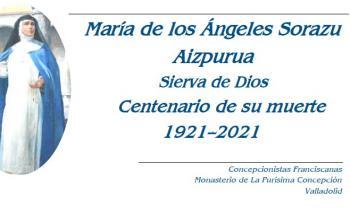 Curso on line sobre el centenario de la muerte de María de los Ángeles Sorazu