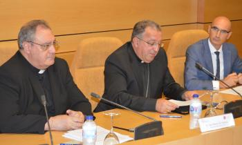 """Congreso """"La Iglesia en la Sociedad Democrática""""."""