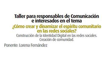 La jornada de Redes Sociales de CONFER para el próximo lunes 22 de mayo cambia de fecha al sábado 27