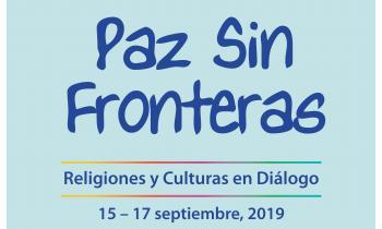 """33º Encuentro Internacional """"Paz sin Fronteras"""""""