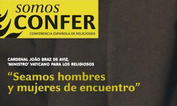 """SomosCONFER: """"Seamos hombres y mujeres de encuentro"""""""