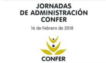 Programa de las Jornadas Administración 16 Febrero 2018