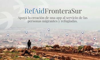 App al servicio de las personas migrantes y refugiadas