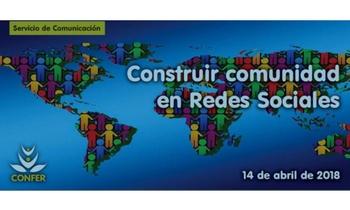 Nuevo taller de redes sociales para instituciones de Vida Religiosa, el 14 de abril en Madrid