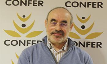 El Consejo General de la CONFER nombra a Jesús Miguel Zamora secretario general para los próximos 4 años