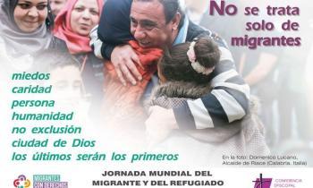 Jornada Mundial del Migrante 2019