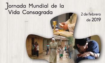 Celebración Jornada Mundial de la Vida Consagrada