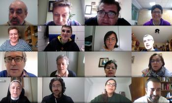 Encuentro Virtual del Equipo Ampliado de PJV